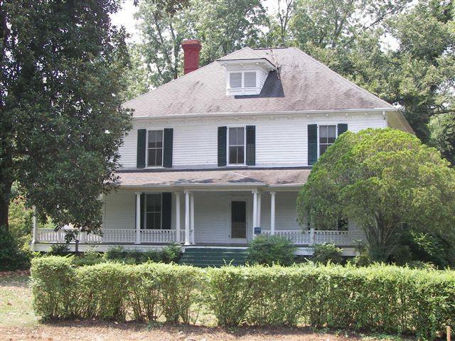 1846 Plantation In Anderson South Carolina