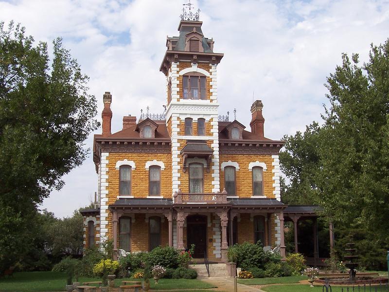 1880 Victorian In Abilene Kansas Oldhousescom