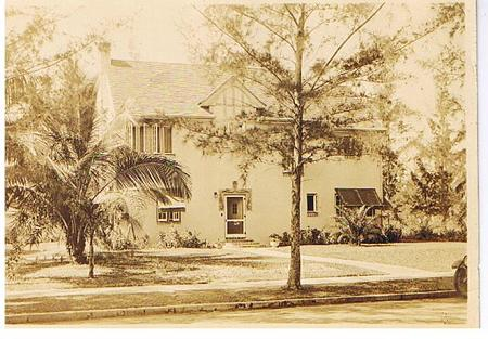 1924 Tudor Revival photo