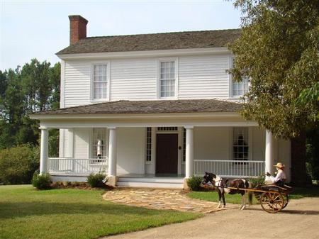 Antebellum Bed And Breakfast Georgia