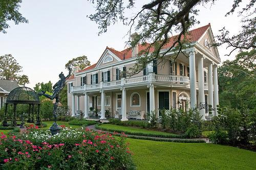 Fantastic C 1902 Colonial Revival In Natchez Mississippi Oldhouses Com Complete Home Design Collection Papxelindsey Bellcom