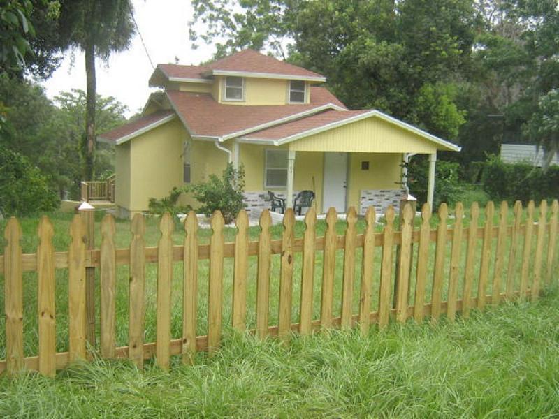 1910 craftsman bungalow in fruitland park florida for Craftsman homes for sale in florida