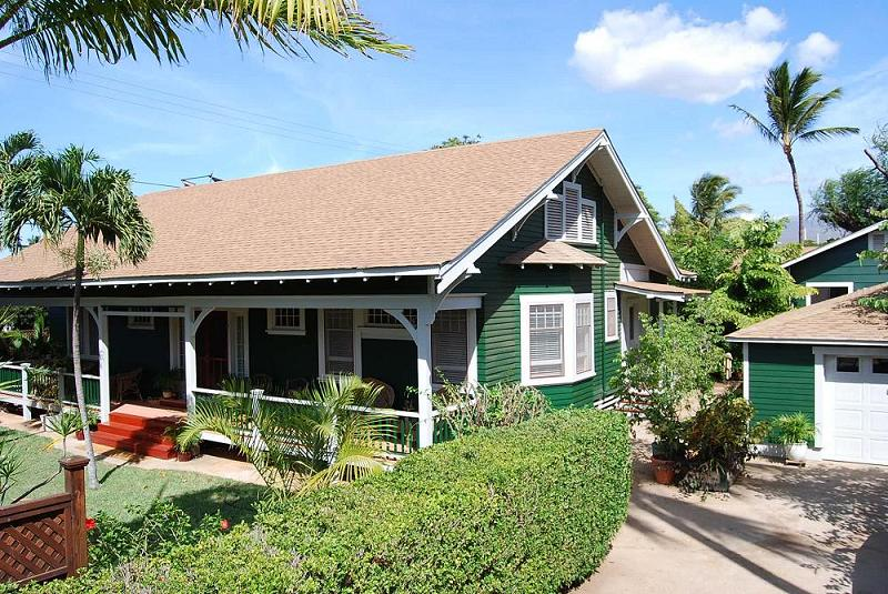1926 Bungalow In Kihei Hawaii Oldhouses Com