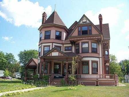 1889 Victorian: Queen Anne photo