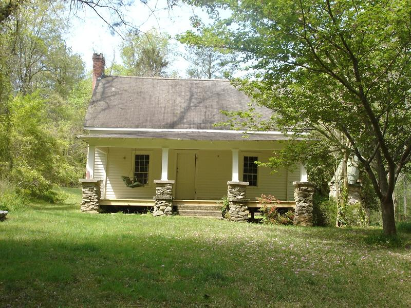 C 1896 grist mill in monroe georgia for Old farm houses for sale in georgia