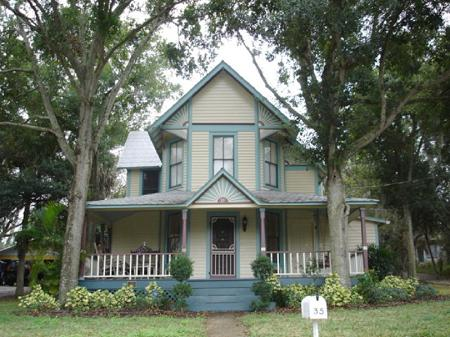 Queen Anne Bed And Breakfast Pensacola