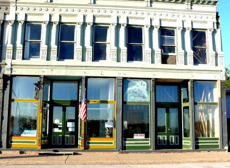 C 1890 Victorian Storefront Amp Loft Apt In Clarksville