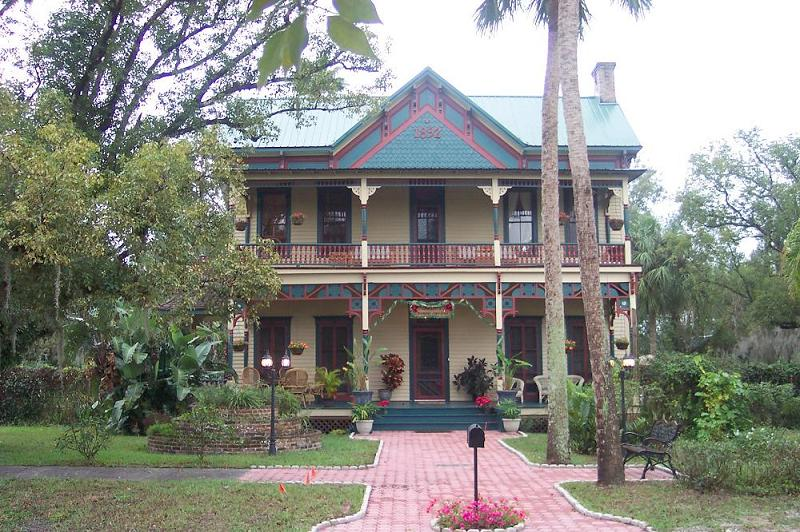 1892 Victorian Queen Anne In Arcadia Florida Oldhousescom