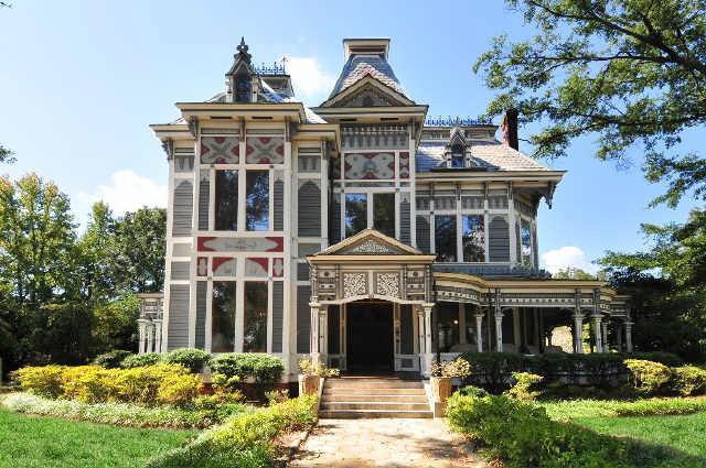 1840 Victorian Second Empire In Newnan Georgia Oldhouses Com