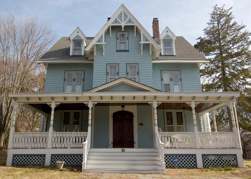 C 1875 Victorian Eastlake In Fanwood New Jersey