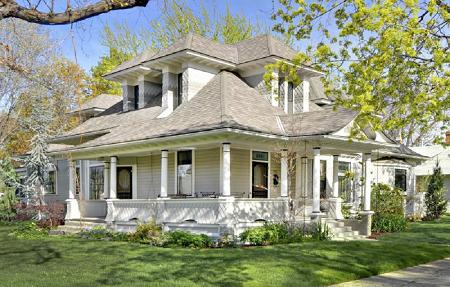 Old house archives in idaho for Craftsman style homes for sale in boise idaho