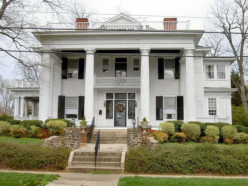 1913 Neoclassical In Oxford North Carolina Oldhouses Com