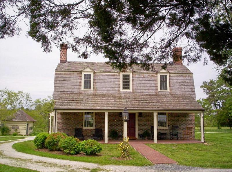 C 1730 Dutch Colonial In Whitehaven Maryland Oldhouses Com