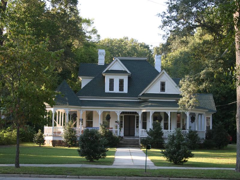 1900 Victorian Queen Anne In Bennettsville South