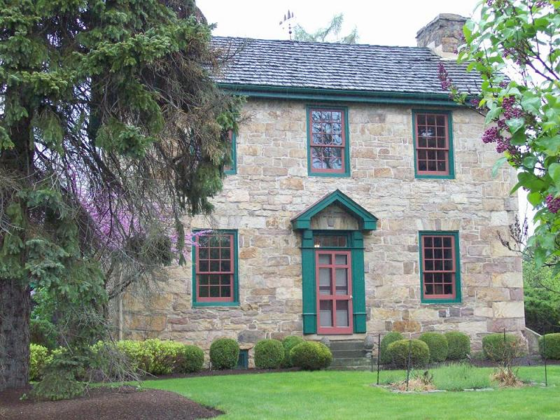 C 1790 Colonial In Murrysville Pennsylvania Oldhouses Com