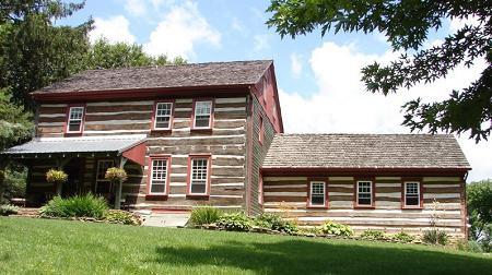 1750 Farmhouse photo