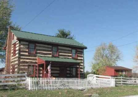 1827 Log Home photo