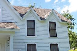 c  1865 Gothic Revival in Grapevine, Texas - OldHouses com