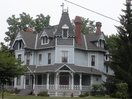 1886 Victorian: Queen Anne photo