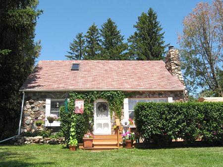 1942 Stone Home photo
