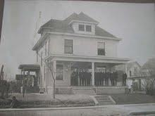 1905 American Foursquare photo