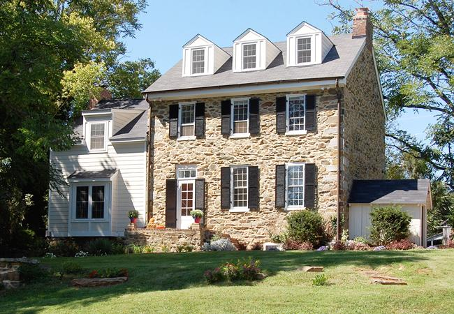 C 1820 Stone Home In Lovettsville Virginia Oldhouses Com