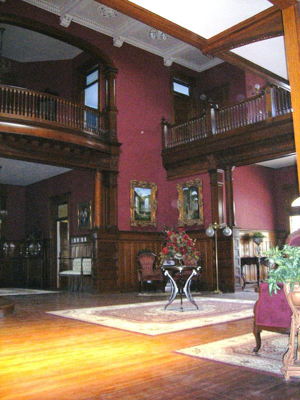 Grand Foyer Xl : Victorian in marlin texas oldhouses