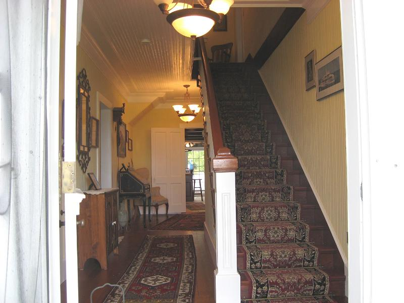 House Foyer Xl : American foursquare in sebastian florida oldhouses