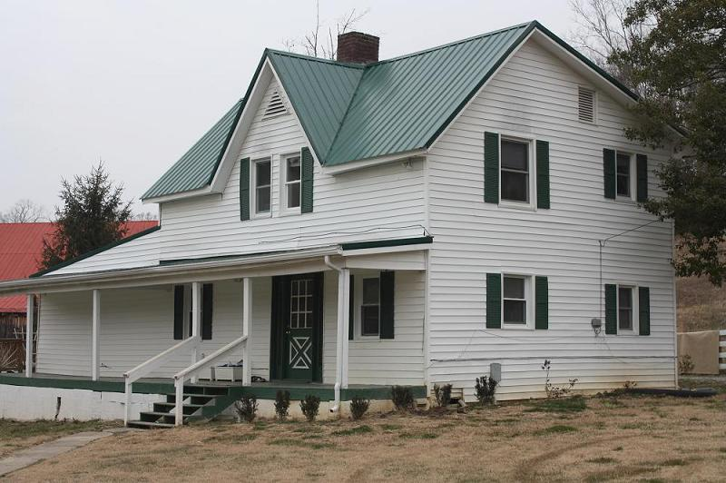 C 1900 Farmhouse In Greeneville Tennessee Oldhouses Com