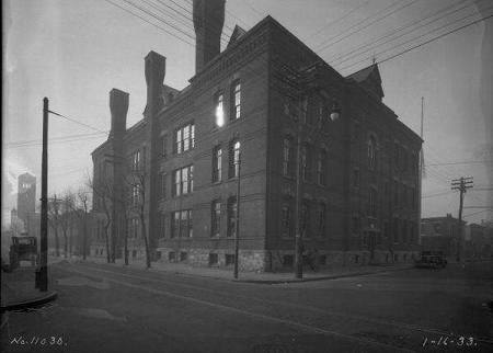 1888 School Building photo