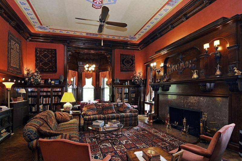 c  1864 Castle in Cincinnati, Ohio - OldHouses com