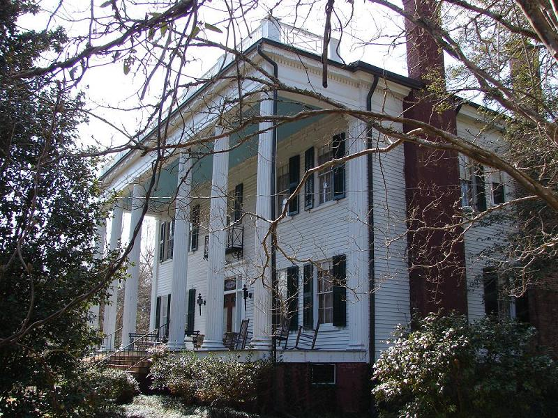 1847 Antebellum In Aberdeen Mississippi Oldhouses Com