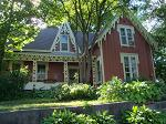 1853 Gothic Revival In Oneida Illinois Oldhouses Com