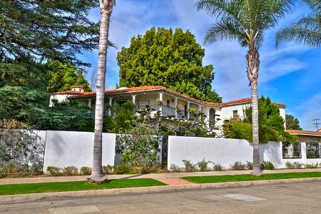 1926 Spanish Colonial Compound photo