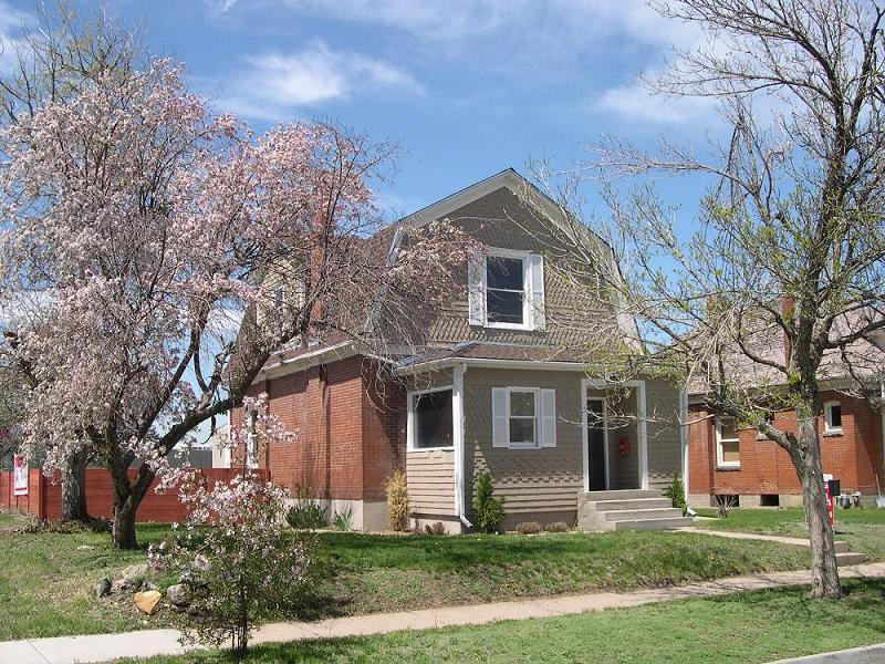 1909 Dutch Colonial In Denver Colorado