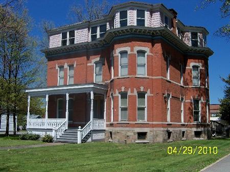 1888 italianate the dorrance home in for Italianate homes for sale