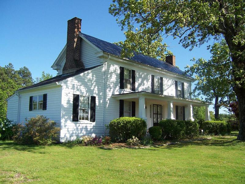 1890 Farmhouse In Virgilina Virginia Oldhouses Com