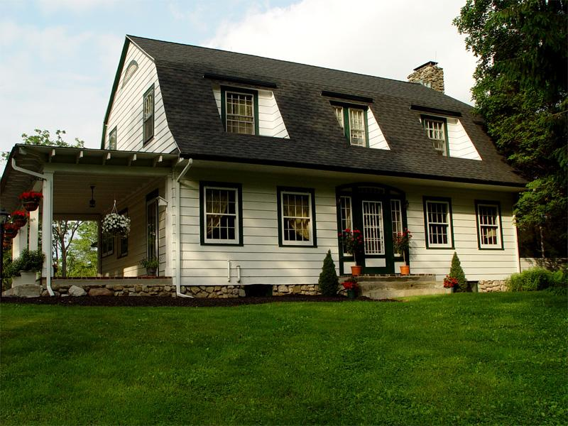 1930 dutch colonial in town of wallkill new york for Dutch colonial house for sale