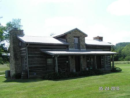 1790 Log Home photo