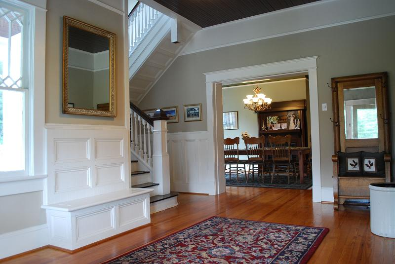 Large Foyer Xl : Colonial revival in cobb county georgia oldhouses