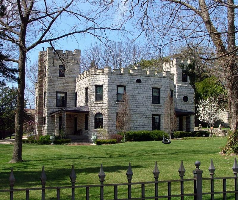 1894 Castle In Manhattan, Kansas