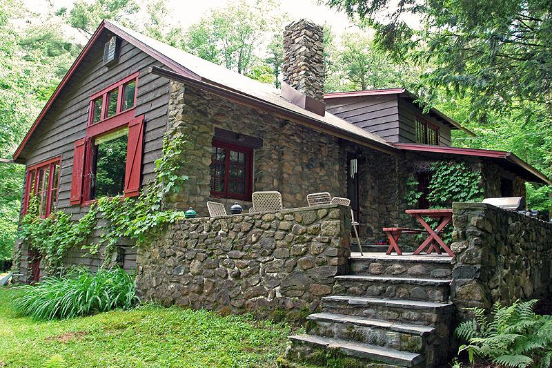 1935 Log Stone In Grafton New York Oldhouses Com