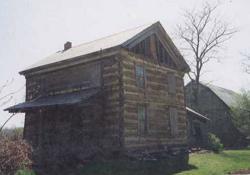 1830 Log Home photo