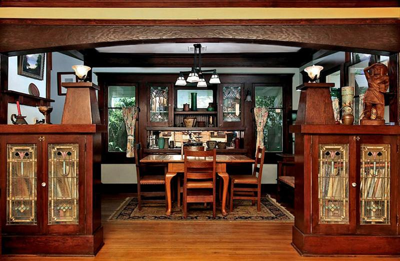 1913 Craftsman Bungalow In Venice California Oldhouses Com