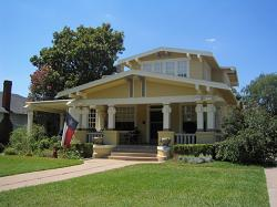 Archived historic homes listings of the craftsman for Craftsman style homes dfw