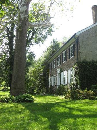 1810 New England Colonial Stone Farmhouse photo