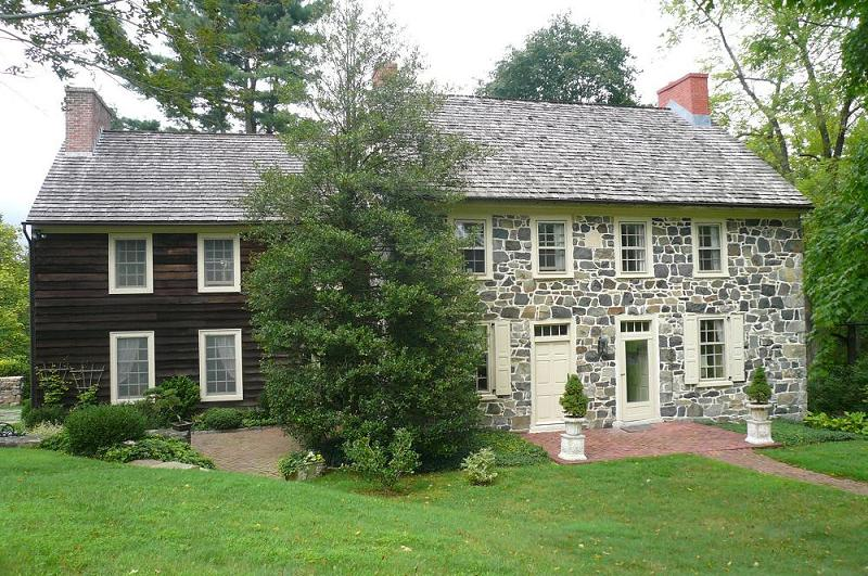 1806 Colonial In Chadds Ford Pennsylvania Oldhouses Com