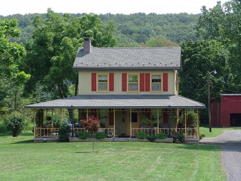 1821 Grist Mill in Auburn Pennsylvania OldHouses