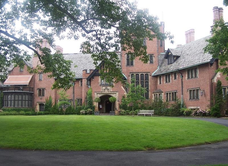 Stan Hywet Hall & Gardens, Akron: Hours, Address, Stan Hywet Hall & Gardens Reviews: 5/5