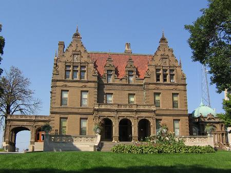 1892 Flemish Renaissance Revival Mansion photo